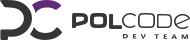 Polcode Logo
