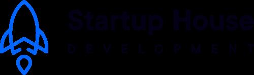 Startup Development House Logo