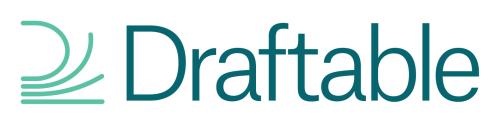 Draftable Logo