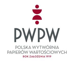 Polska Wytwórnia Papierów Wartościowych Logo